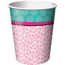 Creative Converting 264406 Spa Party 9 oz Cups (8 Count)