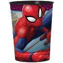 Amscan 264600 Spiderman 16oz Party Favor Cup (Each)