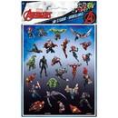 UNIQUE INDUSTRIES 264929 Epic Avengers Sticker Sheet (4)