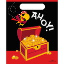 UNIQUE INDUSTRIES 265154 Pirate Fun Treat Bag (8)
