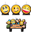 Amscan 265372 LOL Birthday Candle Set(4)