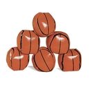 FUN EXPRESS 12/178 Vinyl Basketball Kick Balls(12)