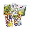 Fun Express 265680 Dinosaur Sticker Books(12)