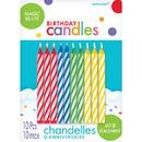 Amscan 265853 Magic Re-Lite Candles (10 Pack)