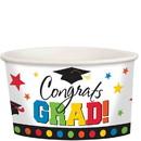 Amscan 267433 Graduation 9oz Treat Cups (8 Count)