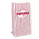 UNIQUE INDUSTRIES 268225 Ball Game Paper Popcorn Bags (10)