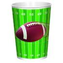 Forum Novelties 268658 Football Party 16oz Plastic Favor Cup (1)