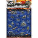 UNIQUE INDUSTRIES 268764 Jurassic World 2 Sticker Sheet