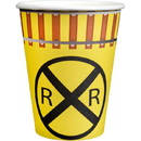 Havercamp 269366 Railroad Party Cups (8)
