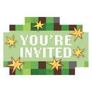 Amscan 269963 Tnt Party - Postcard Invitation (8)