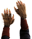 Zagone 270144 Faux Fur Covered Beast Hand Gloves