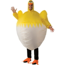Rubies 270251 Chick Inflatable Costume - Adult One Size