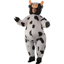 Rubies 270252 Cow Inflatable Costume - Adult One Size