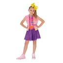 Rubies 270279 JoJo Siwa Music Video Outfit for Girls - L