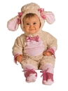 Rubies Costume 270602 Pink Lamb Infant Costume - 6M