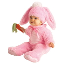 Rubies Costume 270603 Pink Bunny Infant Costume - 6M