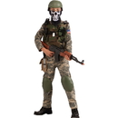 Rubies Costume 270618 Camo Trooper Child Costume S