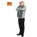 Rubies Costume 270626 Despicable Me Plus Size Gru Costume