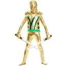 Charades 270636 Boys Gold Ninja Avenger Series III with Armor M