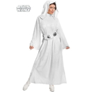 Rubies Costume 270661 Star Wars Deluxe Princess Leia Adult Costume L