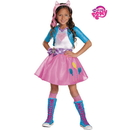Disguise 270665 Pinkie Pie Equestria Girls Deluxe Costume L