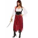 Forum Novelties 270708 Womens Pirate Maiden Plus Size Costume