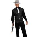 Forum Novelties 270753 20s Gangster Shirt