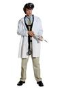 Forum Novelties 270798 Plain Lab Coat Adult Costume