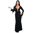 Rubies Costume 270885 Morticia Plus Size Adult Costume