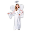 Rubies Costume 270948 Snow Angel Child Costume L