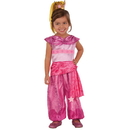 Rubies Costume 270975 Shimmer And Shine Toddler Deluxe Leah Costume S/M