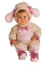 BuySeasons 8853541218 Pink Lamb Infant Costume