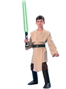 Rubies 271243 Star Wars Jedi Deluxe Child Costume L