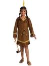BuySeasons 884598L Native American Girl Child Costume