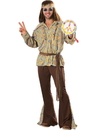 Rubies 271282 Mod Marvin Adult Costume One Size