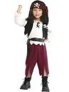 BuySeasons 888134S Pirate Captain Child Costume