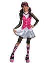Rubies 271340 Monster High Draculaura Deluxe Child Costume L