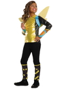 Rubies 271389 DC SuperHero Girls Bumblebee Deluxe Child Costume M