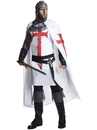 Rubies 271600 Crusader Deluxe Adult Costume L
