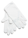 Rubies 271639 White Child Gloves