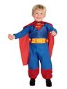 BuySeasons 885623INFT Superman Toddler Costume