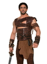 Forum 271777 Leather Armor Adult Set