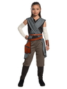 Rubies 271790 Star Wars Episode VIII - The Last Jedi Girl's Rey Costume M