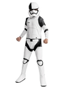 Rubies 271797 Star Wars Episode VIII - The Last Jedi Child Executioner Trooper Costume L