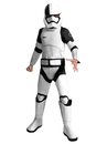 Rubies 271806 Star Wars Episode VIII - The Last Jedi Deluxe Child Executioner Trooper Costume L