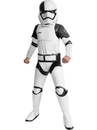 Rubies 271815 Star Wars Episode VIII - The Last Jedi Super Deluxe Child Executioner Trooper Costume L