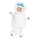 Fun World 271858 Snow Beastie Infant Costume 18 - 24M