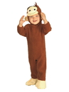 Rubies 271956 Curious George Infant Costume 6 - 12M