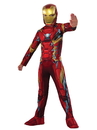 BuySeasons 620581 Civil War Iron Man Child Costume