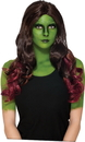 Rubies 271961 Guardians of the Galaxy Gamora Adult Wig